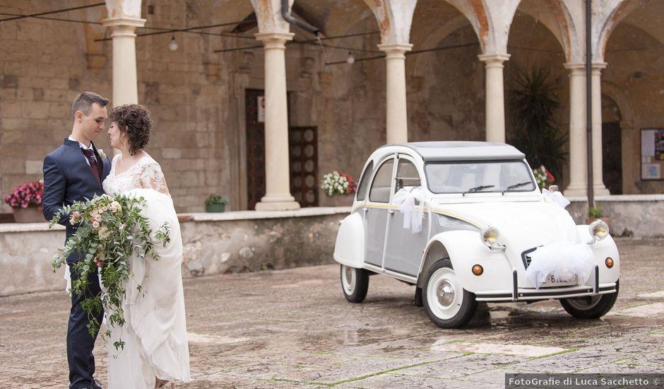 Il matrimonio di Mirko e Martina a Verona, Verona