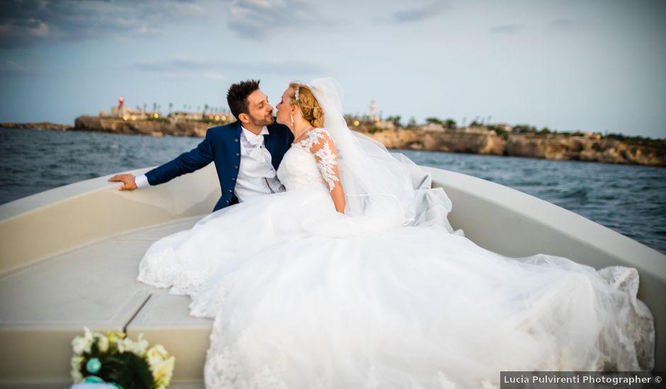 Il matrimonio di Marco e Viviana a Siracusa, Siracusa