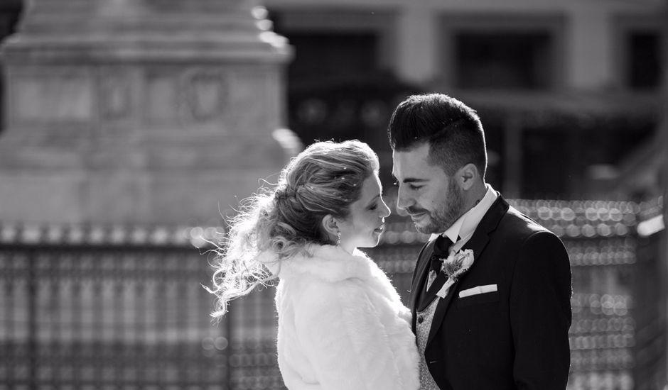 Il matrimonio di Maria e Raffaele a Firenze, Firenze