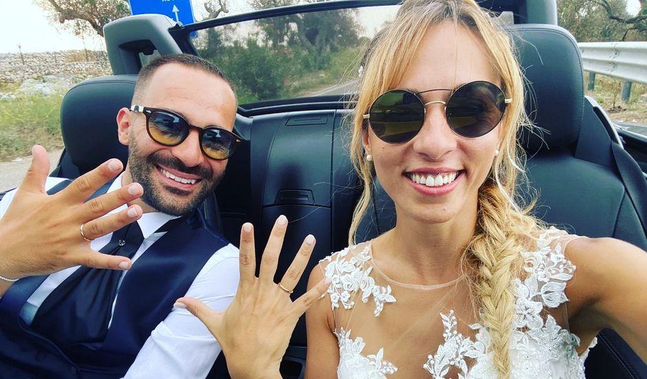 Il matrimonio di Giuseppe e Elisa a Corsano, Lecce