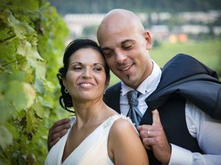 Le nozze di Paola e GianDomenico