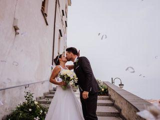 Le nozze di Carmela e Vincenzo