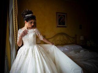 Le nozze di Gabriella e Zakaria 3