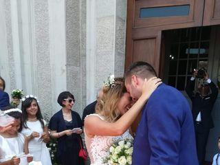 Le nozze di Angela e Mario 1