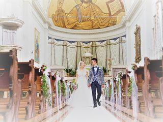 Le nozze di Debora e Tiziano 1