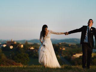 Le nozze di Marcella e Matteo