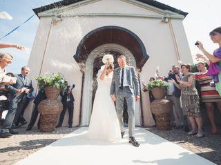 Le nozze di Chiara e Luigi 1