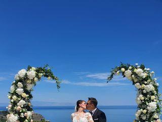 Le nozze di Ilenia  e Salvatore  1