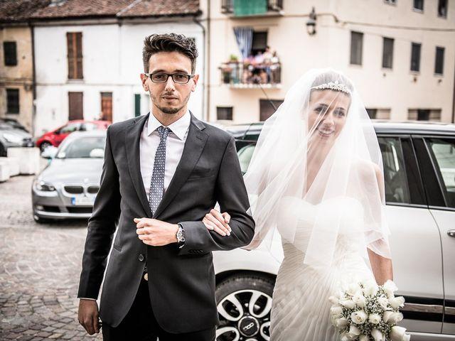 Il matrimonio di Matteo e Caterina a San Martino Siccomario, Pavia 24