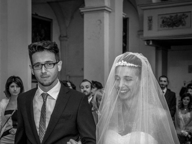 Il matrimonio di Matteo e Caterina a San Martino Siccomario, Pavia 27