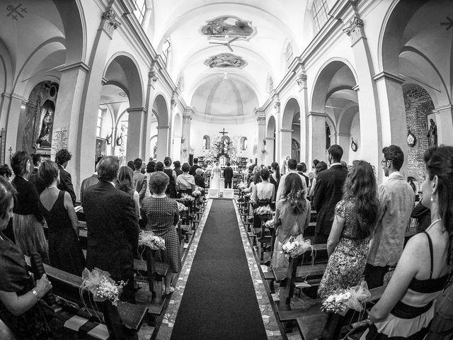 Il matrimonio di Matteo e Caterina a San Martino Siccomario, Pavia 28