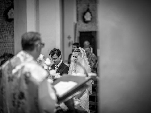Il matrimonio di Matteo e Caterina a San Martino Siccomario, Pavia 30