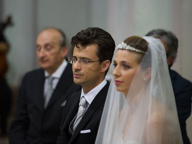 Il matrimonio di Matteo e Caterina a San Martino Siccomario, Pavia 31