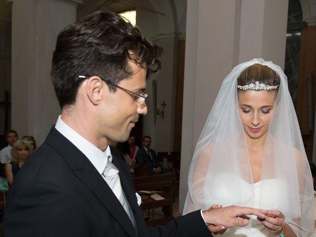 Il matrimonio di Matteo e Caterina a San Martino Siccomario, Pavia 32