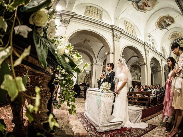 Il matrimonio di Matteo e Caterina a San Martino Siccomario, Pavia 34