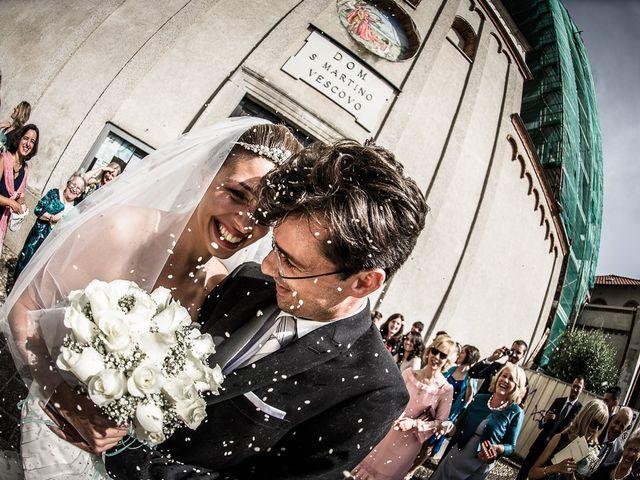 Il matrimonio di Matteo e Caterina a San Martino Siccomario, Pavia 37