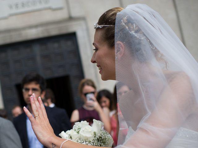 Il matrimonio di Matteo e Caterina a San Martino Siccomario, Pavia 38