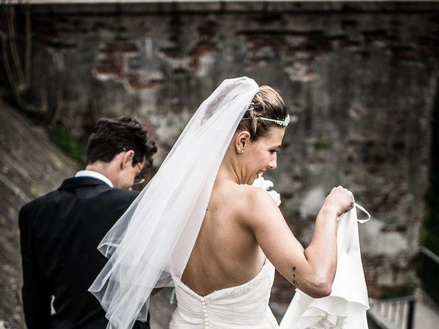 Il matrimonio di Matteo e Caterina a San Martino Siccomario, Pavia 41