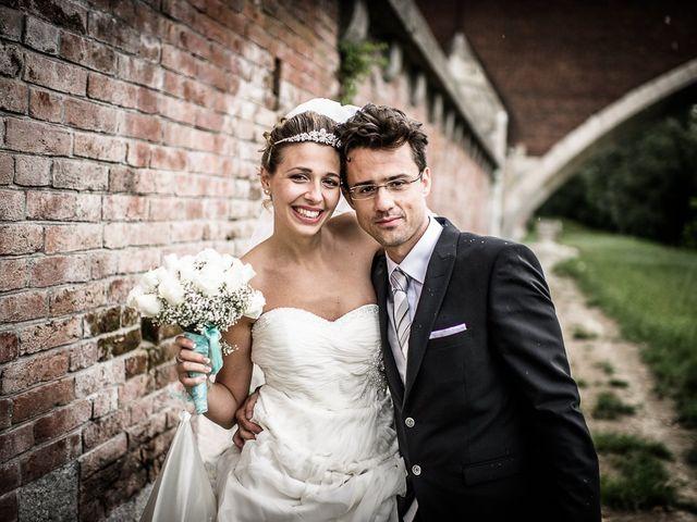 Il matrimonio di Matteo e Caterina a San Martino Siccomario, Pavia 42