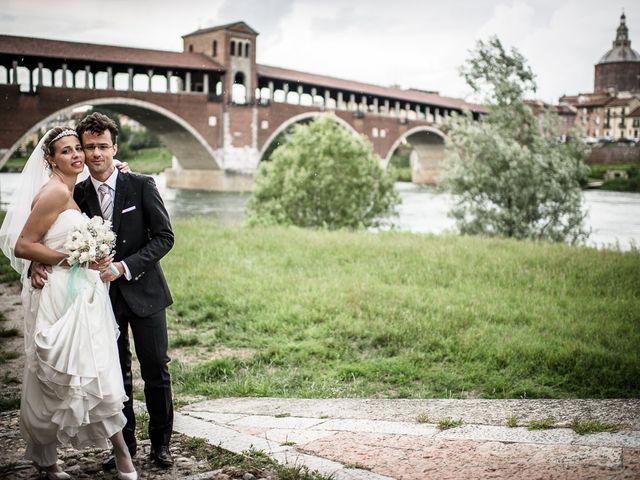 Il matrimonio di Matteo e Caterina a San Martino Siccomario, Pavia 44