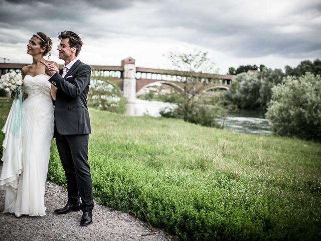 Il matrimonio di Matteo e Caterina a San Martino Siccomario, Pavia 49