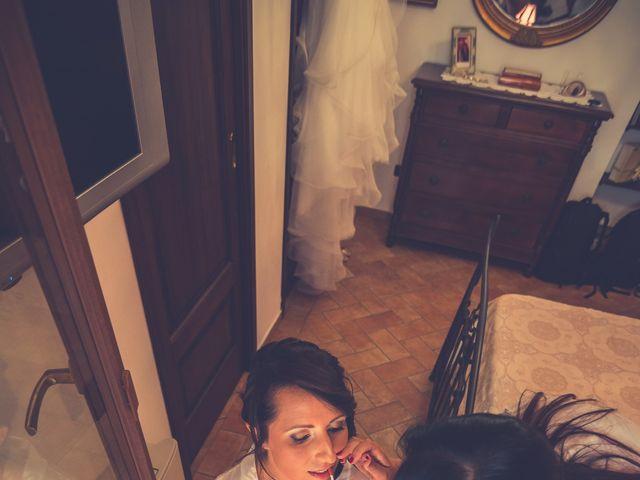 Il matrimonio di Luca e Annamaria a Castellina in Chianti, Siena 5