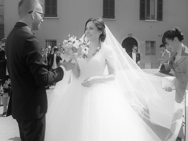 Il matrimonio di Mattia e Roberta a Flero, Brescia 3