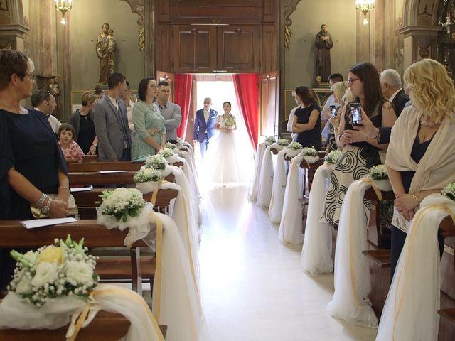 Il matrimonio di Mattia e Roberta a Flero, Brescia 10