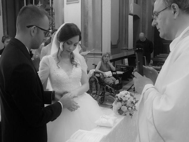 Il matrimonio di Mattia e Roberta a Flero, Brescia 11