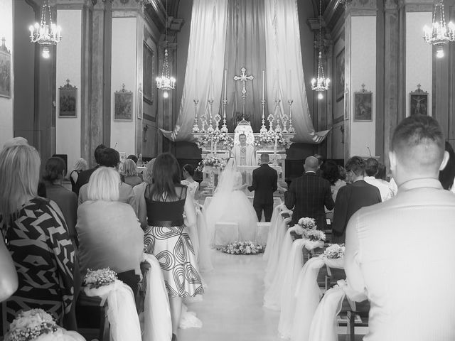 Il matrimonio di Mattia e Roberta a Flero, Brescia 13