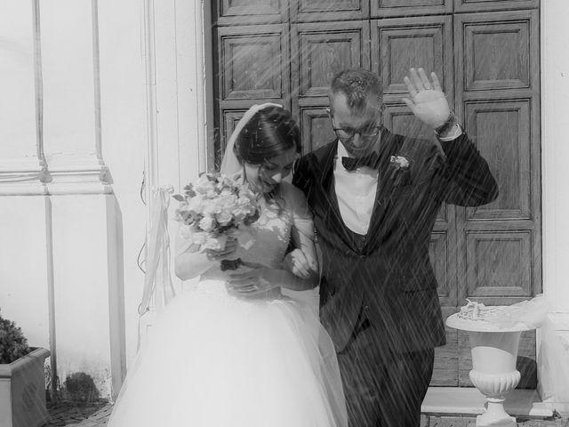 Il matrimonio di Mattia e Roberta a Flero, Brescia 14