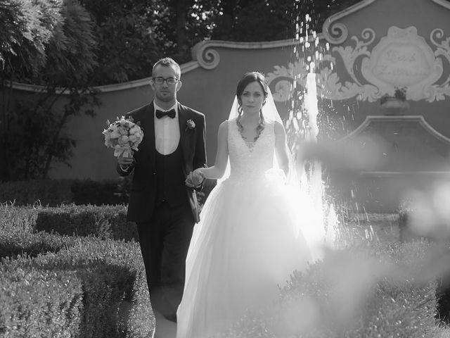 Il matrimonio di Mattia e Roberta a Flero, Brescia 15