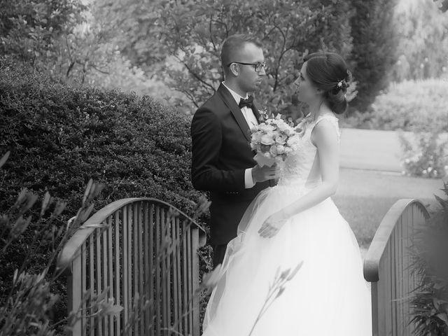 Il matrimonio di Mattia e Roberta a Flero, Brescia 24