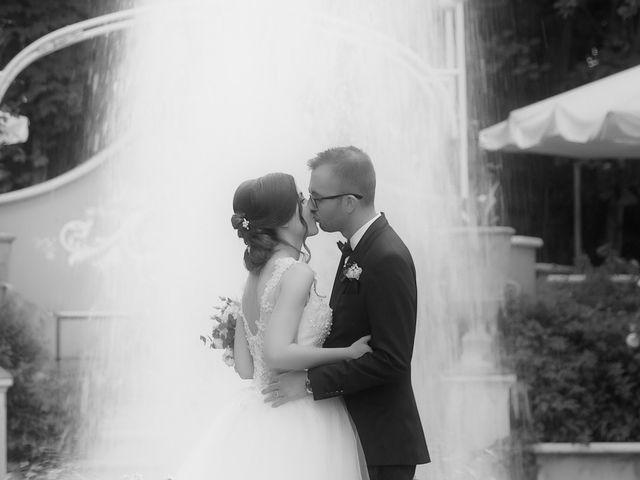 Il matrimonio di Mattia e Roberta a Flero, Brescia 26