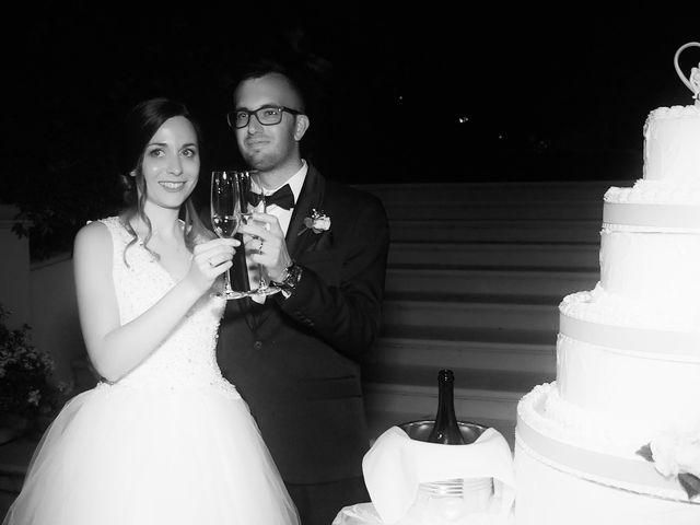 Il matrimonio di Mattia e Roberta a Flero, Brescia 28