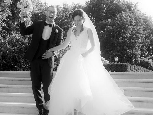 Il matrimonio di Mattia e Roberta a Flero, Brescia 29