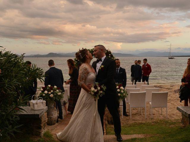 Il matrimonio di Paolo e Silvia a Golfo Aranci, Sassari 1
