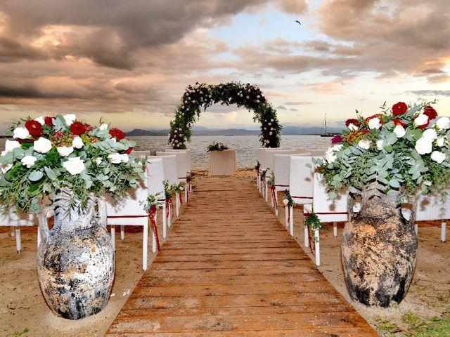 Il matrimonio di Paolo e Silvia a Golfo Aranci, Sassari 2