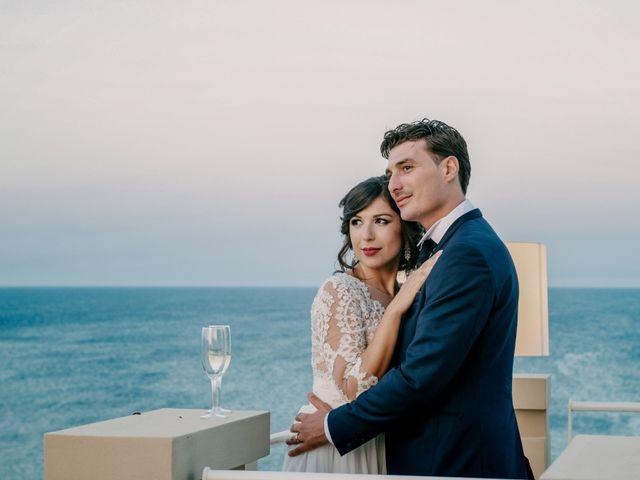 Le nozze di Mariachiara e Vincenzo