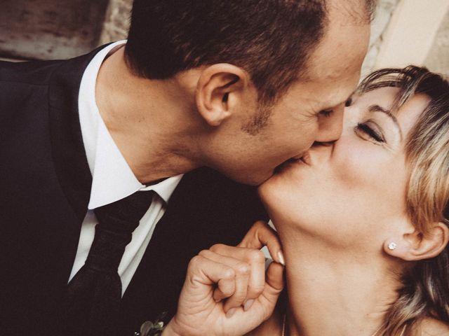 Le nozze di Lucia e Piero
