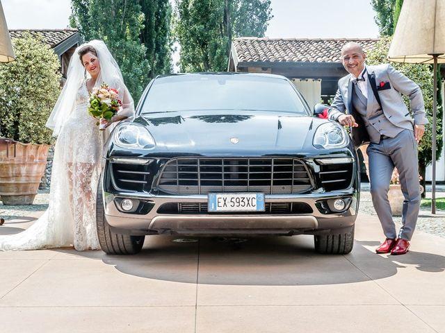 Il matrimonio di Gennaro e Ezia a Palazzolo sull'Oglio, Brescia 68