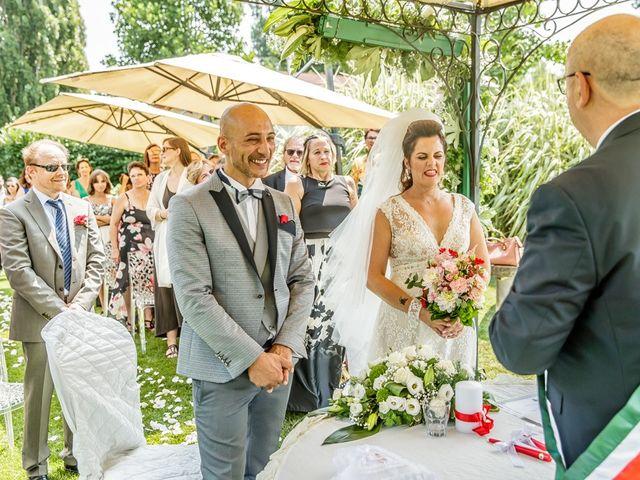 Il matrimonio di Gennaro e Ezia a Palazzolo sull'Oglio, Brescia 70