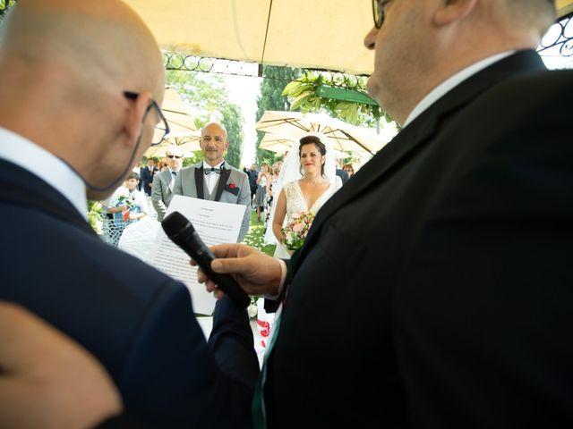 Il matrimonio di Gennaro e Ezia a Palazzolo sull'Oglio, Brescia 77