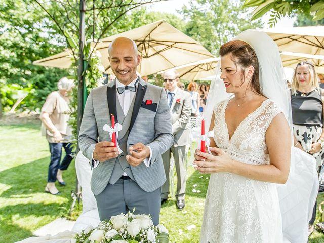 Il matrimonio di Gennaro e Ezia a Palazzolo sull'Oglio, Brescia 79