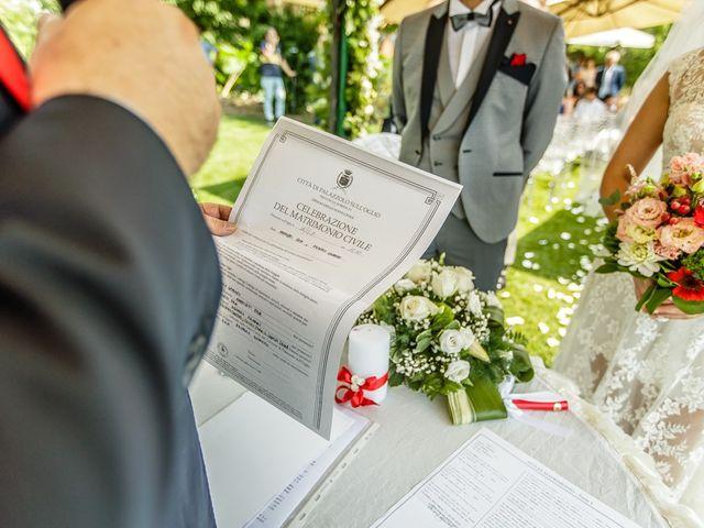 Il matrimonio di Gennaro e Ezia a Palazzolo sull'Oglio, Brescia 80