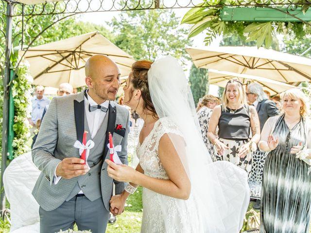 Il matrimonio di Gennaro e Ezia a Palazzolo sull'Oglio, Brescia 81
