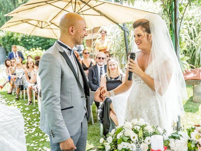 Il matrimonio di Gennaro e Ezia a Palazzolo sull'Oglio, Brescia 89