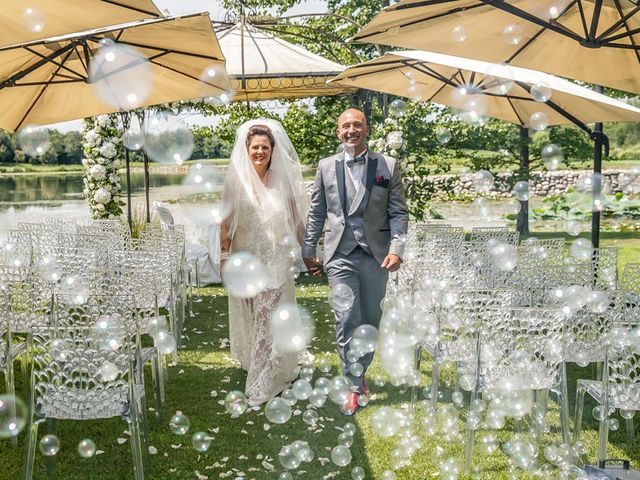 Il matrimonio di Gennaro e Ezia a Palazzolo sull'Oglio, Brescia 96