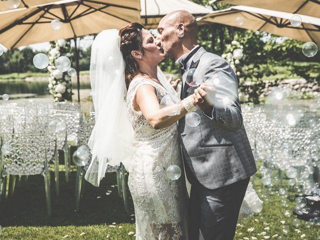 Il matrimonio di Gennaro e Ezia a Palazzolo sull'Oglio, Brescia 100