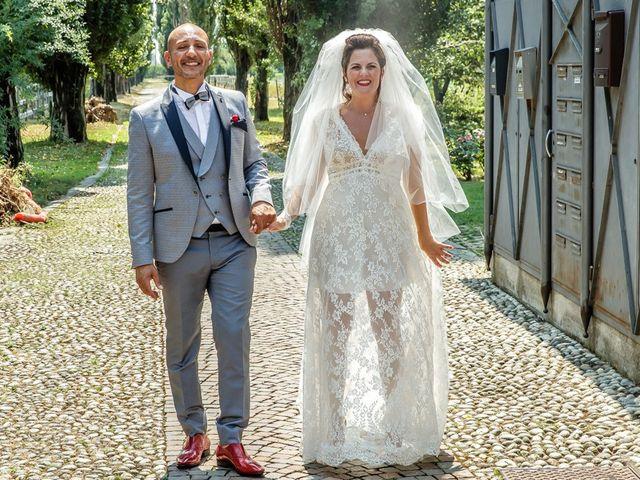 Il matrimonio di Gennaro e Ezia a Palazzolo sull'Oglio, Brescia 103